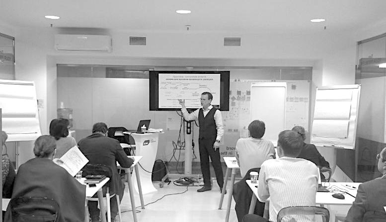 """Управляющие партнеры Financial Mechanics: проводят обучение по теме """"Инвестиционный анализ"""" для ВЭБа"""